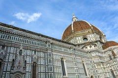 De kathedraal van Florence -1a Royalty-vrije Stock Afbeelding