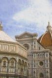 De Kathedraal van Florence Royalty-vrije Stock Afbeeldingen