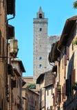 De Kathedraal van Florence, Toscanië, Italië stock afbeelding
