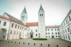 De Kathedraal van Freising royalty-vrije stock afbeelding
