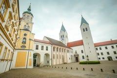 De Kathedraal van Freising Royalty-vrije Stock Afbeeldingen