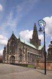 De Kathedraal van Glasgoew Stock Foto