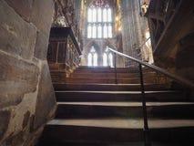 De kathedraal van Glasgow in Glasgow royalty-vrije stock foto's