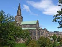 De kathedraal van Glasgow royalty-vrije stock foto