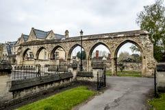 De Kathedraal van Gloucester stock fotografie