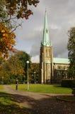 De Kathedraal van Gothenburg royalty-vrije stock afbeeldingen
