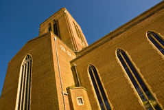 De Kathedraal van Guildford Royalty-vrije Stock Afbeeldingen