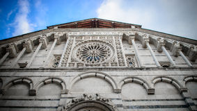 De kathedraal van heilige Andrew Royalty-vrije Stock Afbeelding