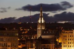 De Kathedraal van heilige Eugene in Derry Stock Foto's