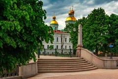 De Kathedraal van heilige Isaac `s Rusland, heilige-Petersburg Royalty-vrije Stock Foto