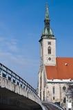De Kathedraal van heilige Martin Royalty-vrije Stock Foto