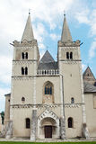 De Kathedraal van heilige Martin in Spisska Kapitula, Slowakije stock afbeeldingen