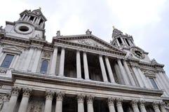 De Kathedraal van heilige Paul Royalty-vrije Stock Foto's