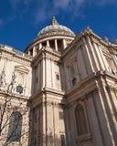 De kathedraal van heilige Paul, Londen Royalty-vrije Stock Afbeelding