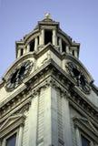De Kathedraal van heilige Paul, Londen, Engeland Stock Foto's