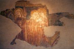 De Kathedraal van Heilige Rufino, Assisi, Italië Stock Fotografie