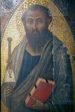 De Kathedraal van Heilige Rufino, Assisi, Italië Stock Afbeeldingen
