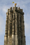 De kathedraal van heilige Rumboldts in Mechelen Stock Fotografie
