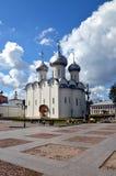 De Kathedraal van heilige Sophia Stock Foto's