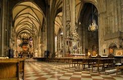 De kathedraal van heilige stephans Stock Afbeelding