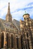 De Kathedraal van heilige Stephenâs Stock Foto's