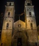 De Kathedraal van heilige Tryphon ` s Royalty-vrije Stock Foto's