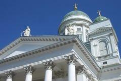 De Kathedraal van Helsinki Royalty-vrije Stock Fotografie