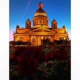 De kathedraal van Isaac Royalty-vrije Stock Afbeelding