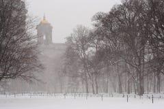 De kathedraal van Isaac Royalty-vrije Stock Foto