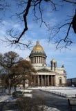 De kathedraal van Isaakievsky royalty-vrije stock foto