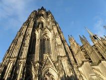 De kathedraal van Keulen Royalty-vrije Stock Afbeelding