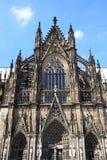 De Kathedraal van Keulen, Detail Royalty-vrije Stock Afbeeldingen