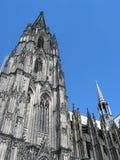 De kathedraal van Keulen, Duitsland Royalty-vrije Stock Afbeeldingen