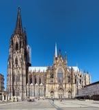 De Kathedraal van Keulen, Duitsland Stock Afbeelding