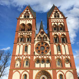 De Kathedraal van Limburg royalty-vrije stock fotografie