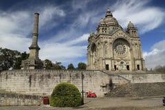 De Kathedraal van Luzia van de kerstman Stock Afbeeldingen