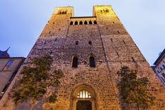 De Kathedraal van Maagdenburg Royalty-vrije Stock Afbeelding