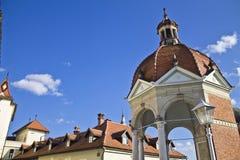 De kathedraal van Marijabisrica Royalty-vrije Stock Afbeelding
