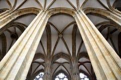 De Kathedraal van Meissen Stock Foto