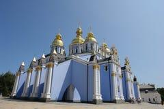 De kathedraal van Mikhailov royalty-vrije stock foto's