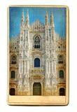 De kathedraal van Milaan Stock Foto's