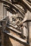 De Kathedraal van Milaan - Duomo Royalty-vrije Stock Afbeelding
