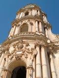 De kathedraal van Modica royalty-vrije stock fotografie