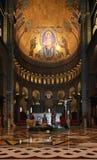 De Kathedraal van Monaco Stock Afbeelding