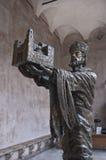 De kathedraal van Monreale.detail Stock Foto