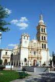 De Kathedraal van Monterrey Stock Foto
