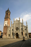 De Kathedraal van Monza Royalty-vrije Stock Fotografie