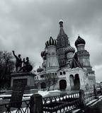 De Kathedraal van Moskou Stock Fotografie