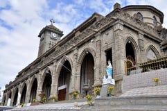 De Kathedraal van Nhatrang royalty-vrije stock afbeelding