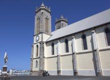 De Kathedraal van Nieuw-Caledonië ` s Stock Foto